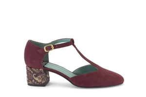 Modelo 18563-492A - LAB by AG - AW19 shoes - Zapatos autumn winter invierno 2018 2019