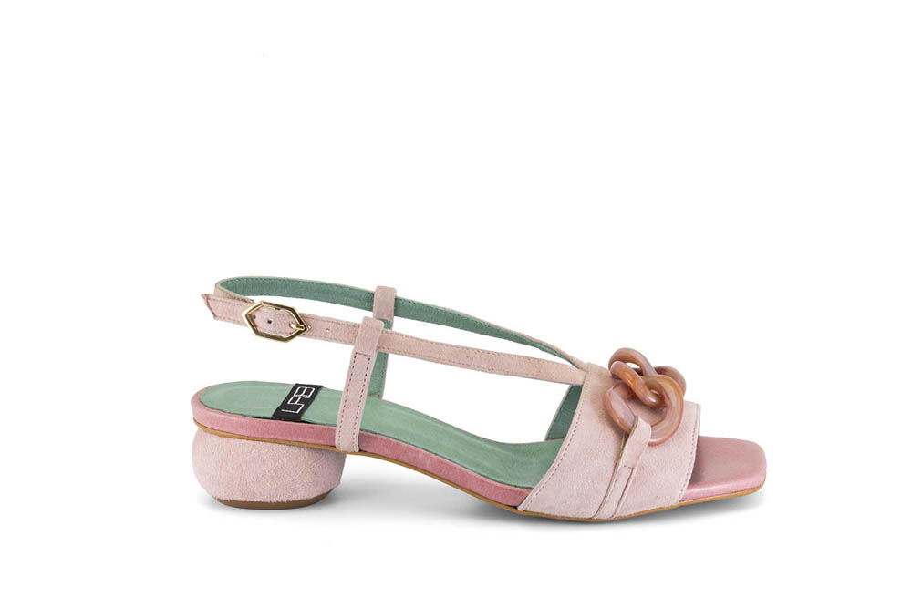 Model 19087-253A - LAB by AG - SS19 Spring Summer shoes - Zapatos primavera verano 2019