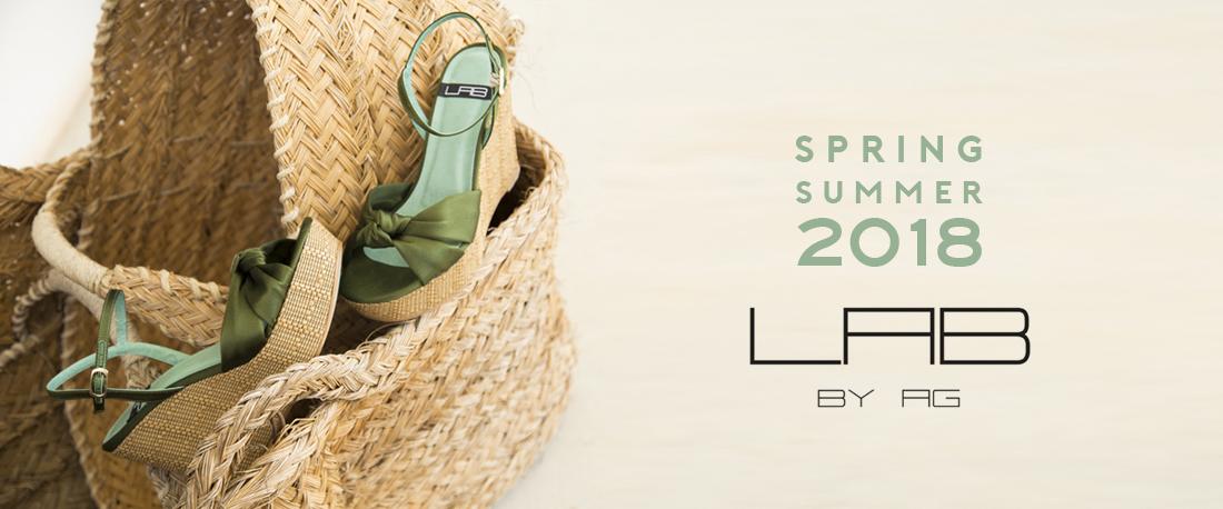 Sprins summer shoes 2018 LAB by AG shoes - MAde in Spain shoes - Primavera verano 2018 zapatos de la colección de la nueva marca LAB by AG